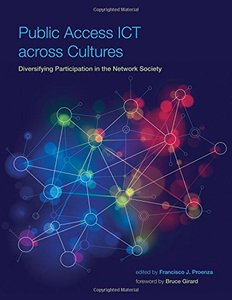 Public Access ICT across Cultures: Diversifying Participation in the Network Society (International Development Research Centre)-cover