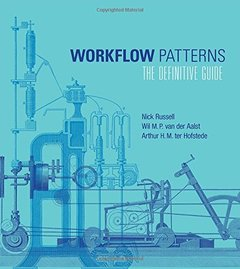 Workflow Patterns: The Definitive Guide (Information Systems)-cover