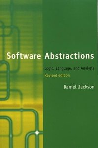 Software Abstractions: Logic, Language, and Analysis (MIT Press)-cover