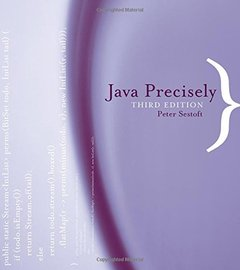 Java Precisely (MIT Press) 3/e-cover
