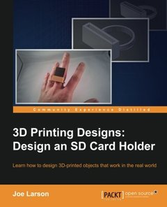 3D Printing Designs: Design an SD Card Holder-cover