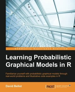 Learning Probabilistic Graphical Models in R-cover