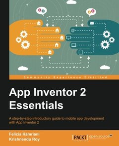 App Inventor 2 Essentials-cover