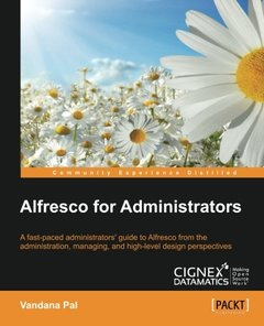Alfresco for Administrators-cover