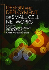 Design and Deployment of Small Cell Networks (Hardcover)-cover