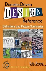 Domain-Driven Design Reference: Definitions and Pattern Summaries-cover