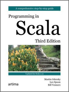 Programming in Scala : Updated for Scala 2.12, 3/e-cover