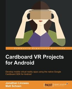 Cardboard VR Projects for Android-cover
