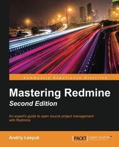 Mastering Redmine - Second Edition-cover