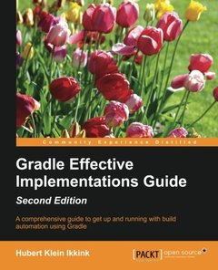 Gradle Effective Implementations Guide - Second Edition-cover