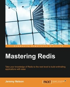 Mastering Redis-cover