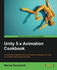 Unity 5.x Animation Cookbook-cover