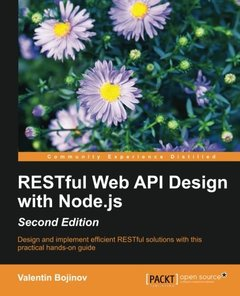 RESTful Web API Design with Node.JS - Second Edition-cover