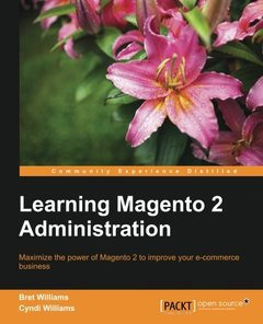 Learning Magento 2 Administration-cover