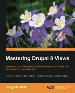 Mastering Drupal 8 Views-cover