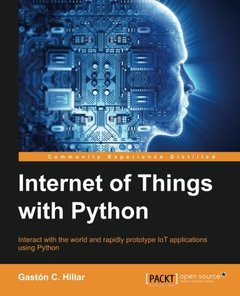 Internet of Things with Python-cover