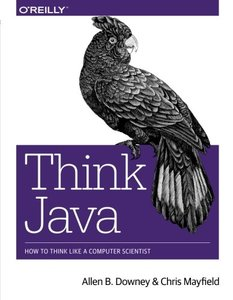 Think Java: How to Think Like a Computer Scientist-cover