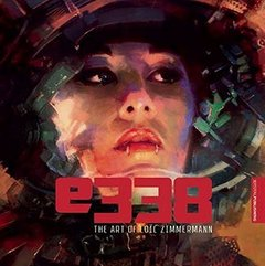 e338: The Art of Loïc Zimmermann-cover