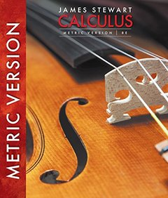Calculus, 8/e (Metric Version)(Hardcover)-cover