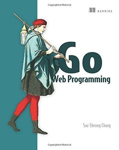 Go Web Programming (Paperback)-cover