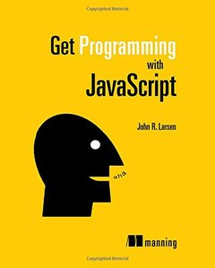 Get Programming with JavaScript-cover