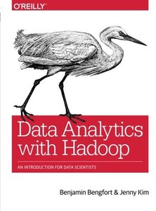 Data Analytics with Hadoop: An Introduction for Data Scientists-cover