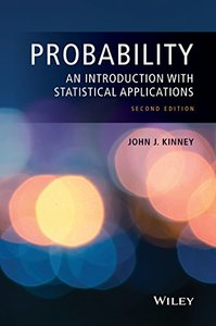 Probability: An Introduction with Statistical Applications, 2/e (Hardcover)-cover