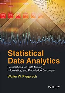 Statistical Data Analytics (Hardcvoer)-cover