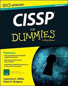 CISSP For Dummies 5/e-cover