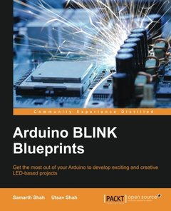 Arduino BLINK Blueprints-cover