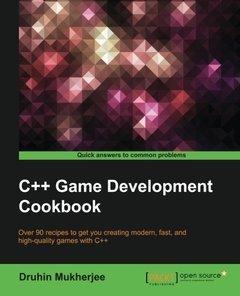 C++ Game Development Cookbook-cover