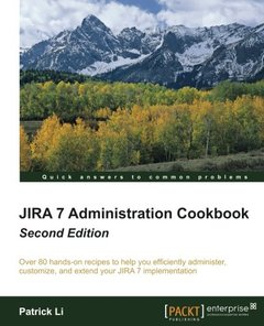 Jira 7 Administration Cookbook - Second Edition-cover