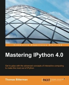 Mastering IPython 4.0-cover