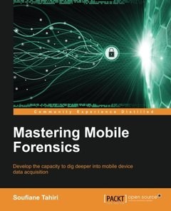 Mastering Mobile Forensics-cover