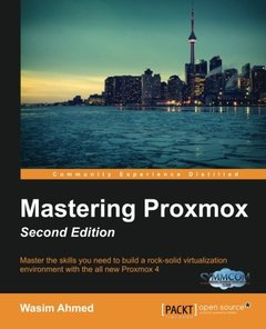 Mastering Proxmox - Second Edition-cover