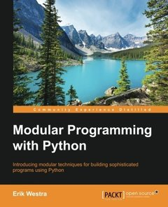 Modular Programming with Python-cover