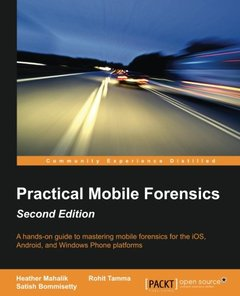 Practical Mobile Forensics - Second Edition-cover