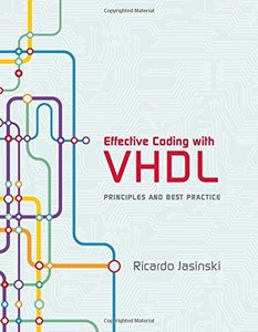 Effective Coding with VHDL: Principles and Best Practice (Hardcover)-cover