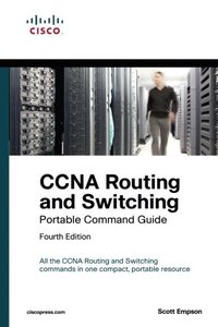 CCNA Routing and Switching Portable Command Guide, 4/e-cover