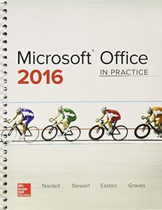 Microsoft Office 2016: In Practice-cover