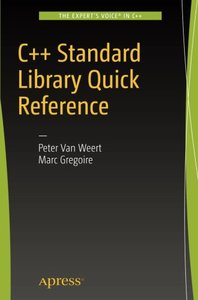 C++ Standard Library Quick Reference-cover