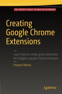 Creating Google Chrome Extensions-cover