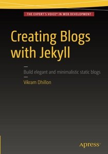 Creating Blogs with Jekyll-cover