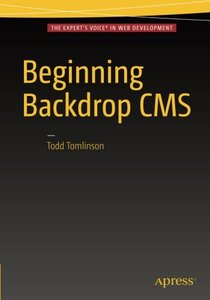Beginning Backdrop CMS-cover