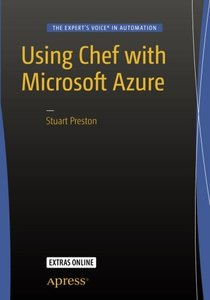 Using Chef with Microsoft Azure 1st ed. Edition-cover
