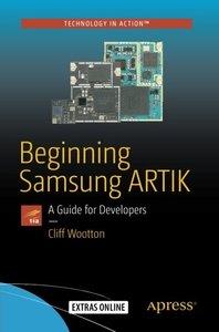 Beginning Samsung ARTIK: A Guide for Developers-cover