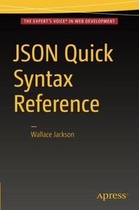 JSON Quick Syntax Reference-cover