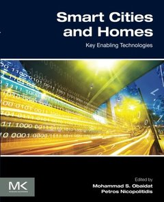 Smart Cities and Homes: Key Enabling Technologies-cover