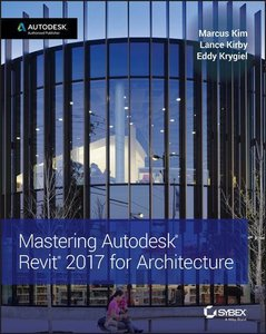 Mastering Autodesk Revit 2017 for Architecture-cover