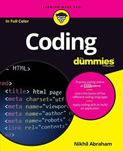 Coding For Dummies-cover